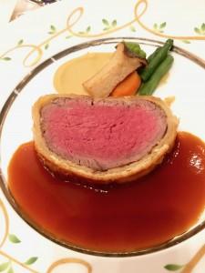 イタリア王家 晩餐会料理