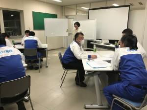 千歳 企業研修②